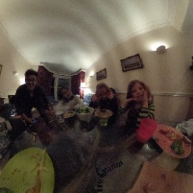 Happy New Year from Grimes Generation Z #theta360