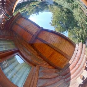 Terasa camera 4 - Cabana Rustic Balea