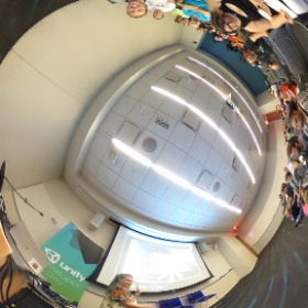 #UnityDeveloperDay @HollieBuckets is making debugging so much fun! Thank you @Unity3d  #theta360