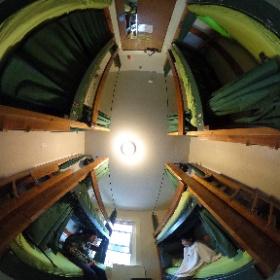 グリーントータスホステルシアトル(Green Tortoise Hostel Seattle) #theta360