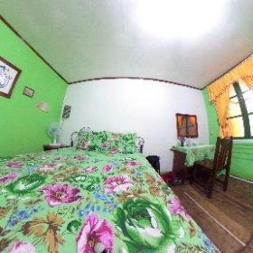 MRJ ticketing guesthouse in Ruteng, Indonesia #theta360