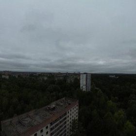 Prypiat skyline #theta360 #theta360it