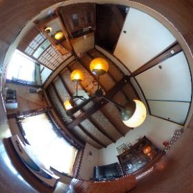 鳥取県立博物館のシリーズ企画展 「ミュージアムとの創造的対話01 Monument/Document  誰が記憶を所有するのか?」 米子会場:西野達の屋外作品が出現! #theta360 https://theta360.com/s/mkMnpSi3cesTDqfvCd0H20jUC #theta360