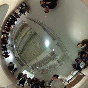 POLA MUSEUM ANNEX EXHIBITION 2020#TERAJIMA Ayaka#Clay  stage# #theta360