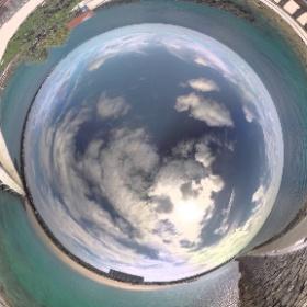 #bufferfly3d #Okinawa #theta360