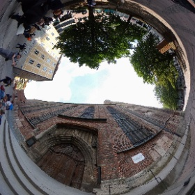 Somewhere in Munich, Germany #theta360