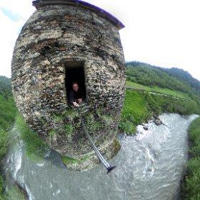Ve Svanetské obranné věži