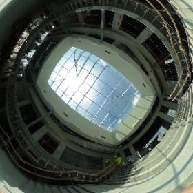 KMS Center Stairway 5/10/18 #KSDPride