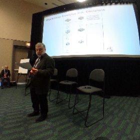 Tony Rinella defines a live exercise to teams #A17Con @AECGameChangers #theta360