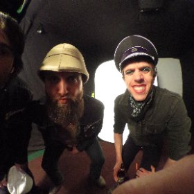 The Dudes From Nowhere #theta360