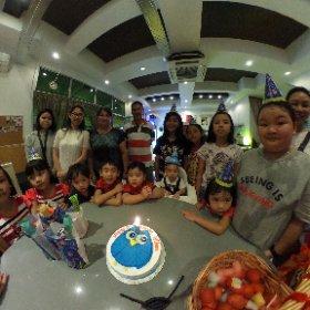 happy 1st birthday weiwei!