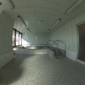 特注4294ハーフユニットバス(大浴槽) #theta360
