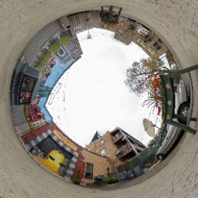 Boom Island Brewery in N.E. Minneapolis.  Do yourself a favor and stop by for an ale, hmmmmm. #theta360