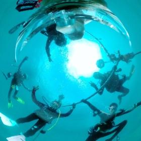 2020/08/27 雲見 #padi #diving #フリッパーダイブセンター #雲見 #theta #theta_padi #theta360 #群馬 #伊勢崎 #ダイビングショップ #ダイビングスクール #ライセンス取得