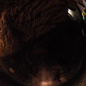 気仙・住田町 滝観洞 800Mの洞窟探検の先で待っていたのは日本最大の地底大滝 360度カメラで撮影 #theta360