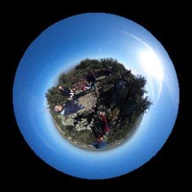 Cartografiando la Sierra del Santo en Los Navalmorales (Toledo) #theta360