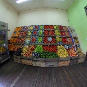 Frutas y verduras de verdura!!!!  Verduleria Judan #theta360