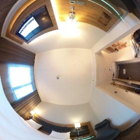 Mein Zimmer im Moxy Frankfurt Airport in 360° #atthemoxy #theta360