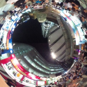 Surrounded by beer! #bbw2013 #theta360 #tokyo360