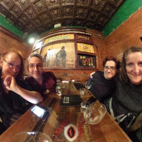 The first meeting of araefan. #theta360