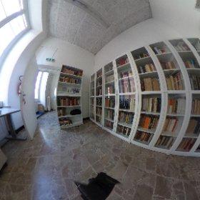 #CasaResistenza #Valpolcevra #Genova #WW2 Biblioteca Adriano Vanzetti #theta360it