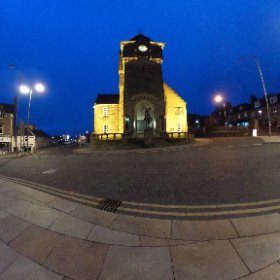 Galashiels War Memorial #brawlads #energisegalashiels #ourscottishborders #theta360 #theta360uk