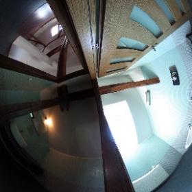 Přívozská 949/12, WC - koupelna A- místnost 2 / 3.podlaží #theta360