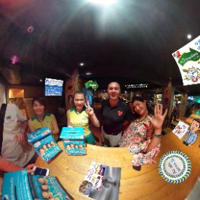 360 spherical FSCC charity money box challenge at Aus Pub Suk Soi 11 https://goo.gl/6X98xJ The kids love to see photos pls make selfie with money box and hashtags  #FsccMoneyAusPub  #BkkAusPub #butterfly3d #theta360