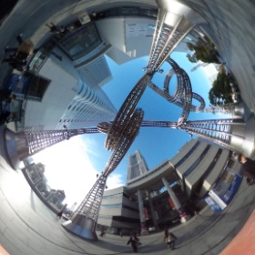 Yokohama - THETA 360 degree photo