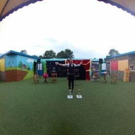Appeltheater kindercamping de Vergarde