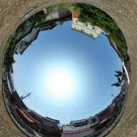 長野市西三才の売土地。高台で陽当たりと見晴らしの良い区画です。