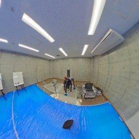国土地理院 石岡測地観測局 重力測定室 絶対重力計 #nvslive