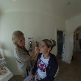 The Bride is Ready | Tereza & Láda Wedding Day 31st August 2017 #butterfly3d #theta360