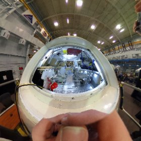 NASA Orion Spacecraft Johnson Space Center