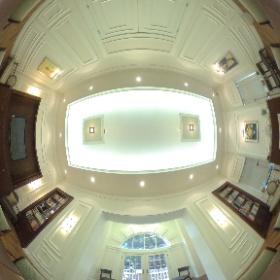 Shum Reading Room in Eliot Hall at #JMSCHKU #HKU #theta360