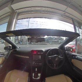 VW GOLF カブリオレ エクスクルーシブ 27U26 #オープンカー#opencar.jp#4人乗りオープンカー専門店バランス#ゴルフカブリオレ#VW   GOLF
