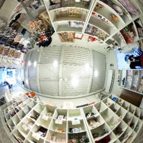 アートスープさんの1階をVRパノラマで撮影させて頂きました。