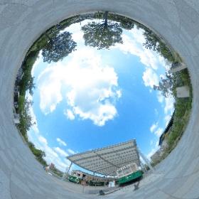 #市電ひろば #梅小路公園 #ShidenCafe #UmekojiPark #RICOH #thetas #パノラマvr #panoramavr #Japan #京都 #Kyoto #theta360