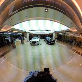 Rolls Royce #theta360