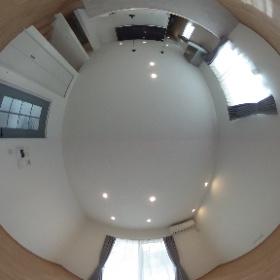 サーシア篠目町二丁目 H棟完成★シータで撮影しました。ご見学希望の方はお気軽にご連絡下さい! #theta360