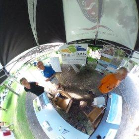 Les Amis du parc national des Iles-de-Boucherville vous attendent - gratuit aujourdhui #theta360