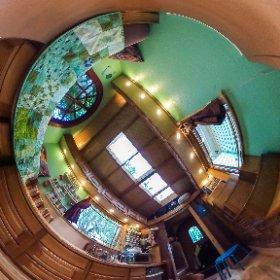Copper Penny Interior