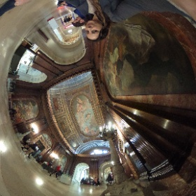Visit New York Public Library  #theta360