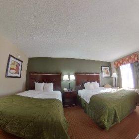 Clarion Suites Greenville #theta360