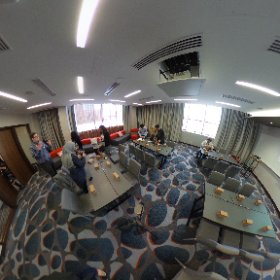 Never meta joke I didn't like. Here's a 360° view of our Google Cardboard lab at #ATBtransformation.