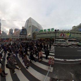 新宿 南口なふぃ #theta360
