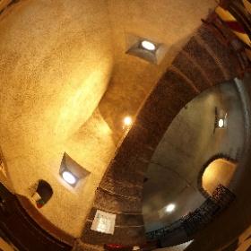 La chapelle de l'agenouillade au Grau d'Agde en Languedoc Roussillon 34300 photo philippe Le Bras  http://www.lecapagde.com/  #theta360 #theta360fr