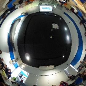 foto 360 futurismo #theta360