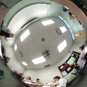 Inside the classroom - English for Academic Studies #360 #360photo #thinkconestoga #conestogacollege
