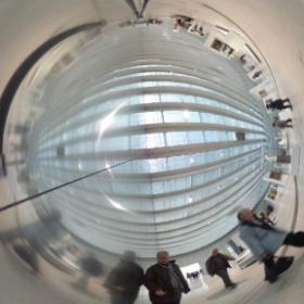 ルーブル美術館 ランス 内部空間その1